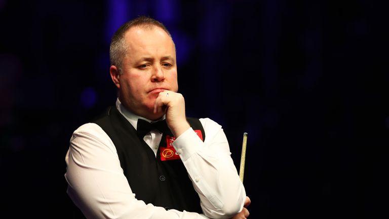 John Higgins takes on title favourite Neil Robertson next