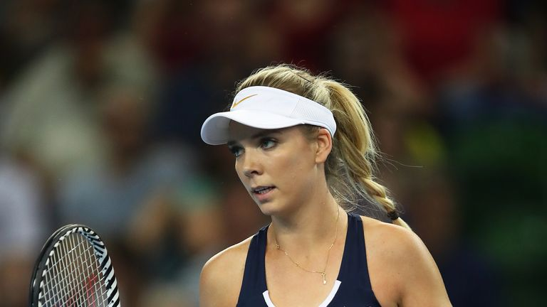 Katie Boulter suffered a heartbreaking defeat to Yulia Putintseva