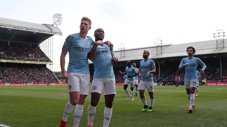 Kevin De Bruyne admits his preconceptions about Raheem Sterling were wrong