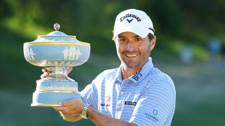 Kisner had finished runner-up to Bubba Watson in 2018