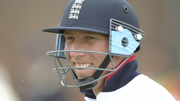 Sky Sports' Michael Atherton was England Test captain from 1993 to 1998