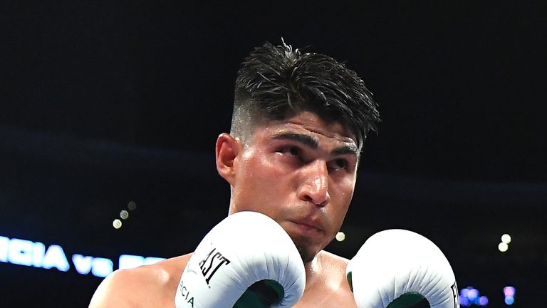 Mikey Garcia has vacated the WBC lightweight belt after being named Emeritus Champion