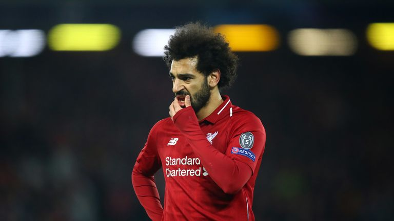 Mohamed Salah, a Muslim, wants people in his faith to alter their views on women