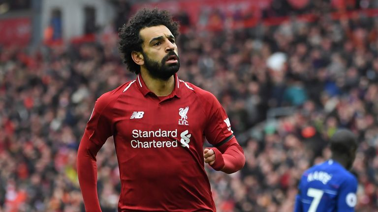 Mohamed Salah is yet to return for pre-season training with Liverpool