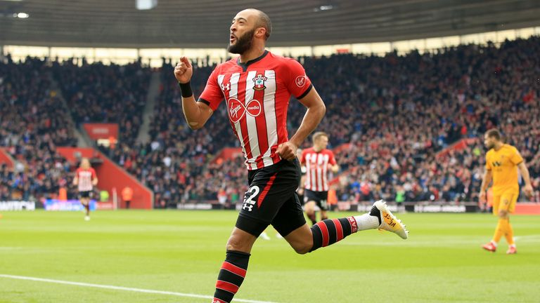 Nathan Redmond is set to return to the Southampton starting line-up