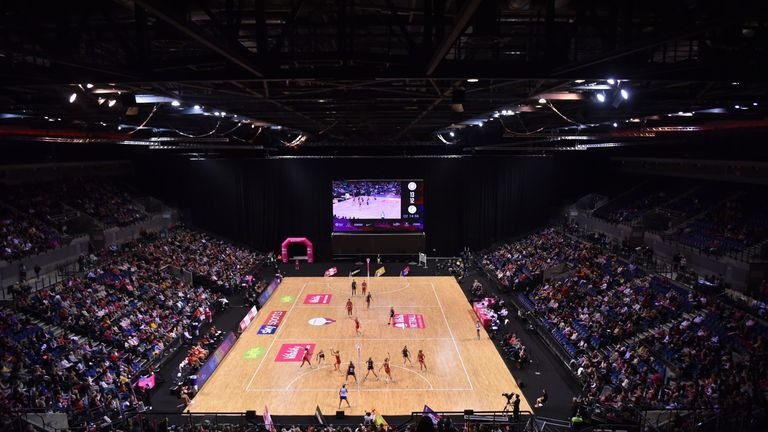 Vitality Netball World Cup 2019 organisers sign agreement with Rugby League World Cup 2021
