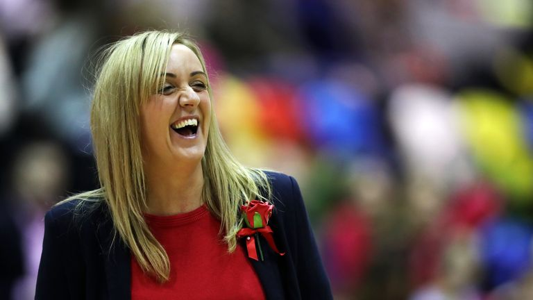 Tracey Neville will stand down as head coach of England after the competition