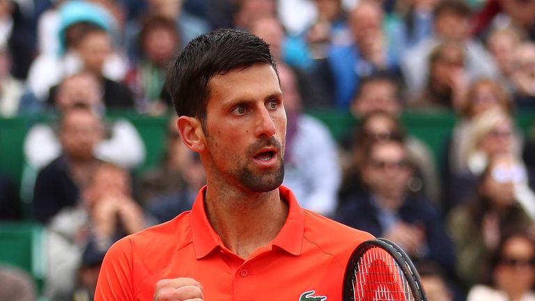 Novak Djokovic gained revenge on Philipp Kohlschreiber