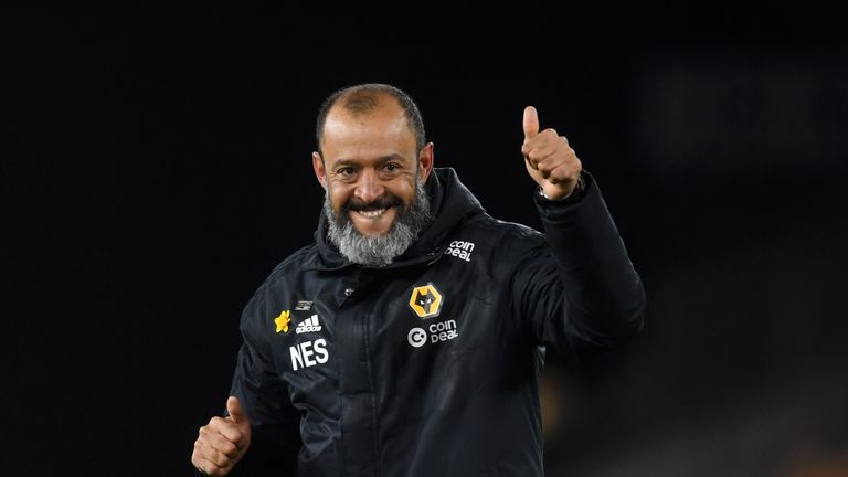 Nuno Espirito Santo led Wolves to the Europa League, but they have three qualifying rounds to navigate before making the group stage