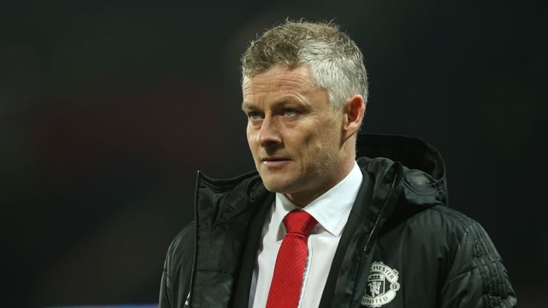 Ole Gunnar Solskjaer says he won't mention the 1999 Champions League final in his team-talks