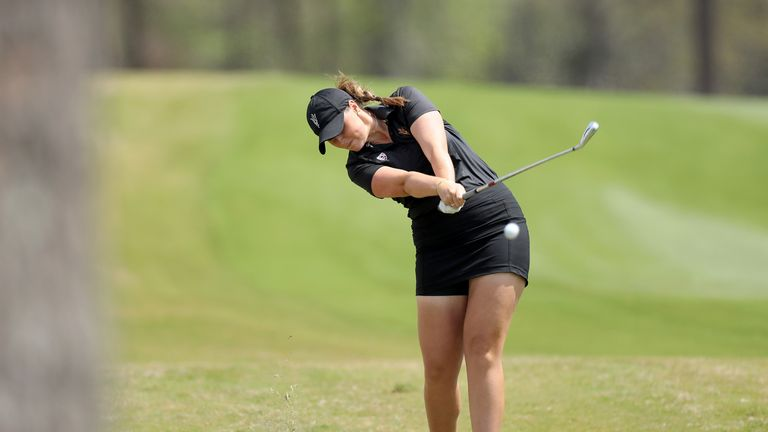 Mehaffey now has the chance to compete at the home of the Masters