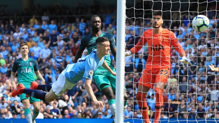 Foden heads in City's winner