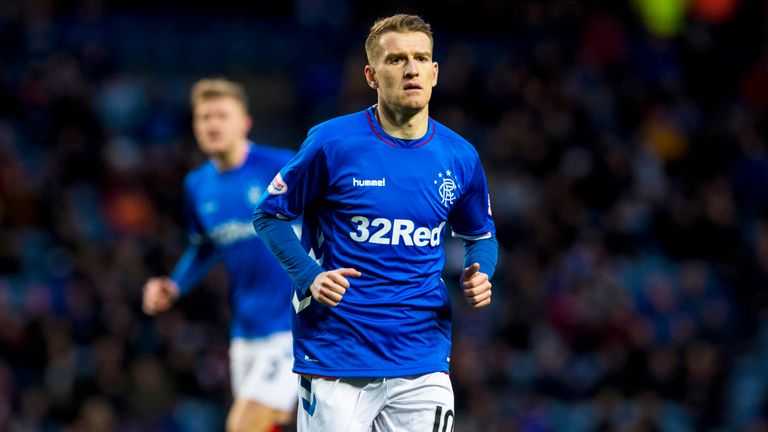 Steven Davis believes he can play a big part in a successful future for Rangers