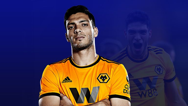98309aaef Raul Jimenez completes Wolves move  Why he has been a revelation ...