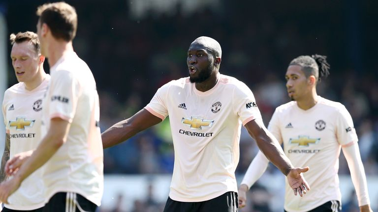 Romelu Lukaku  has admitted his desire to move to Italy in the future