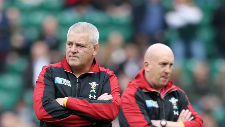 Edwards is hoping to help guide Wales to their first World Cup triumph in Japan