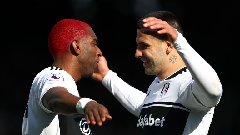 Ryan Babel and Aleksandar Mitrovic could be playing for Fulham for the final time against Newcastle