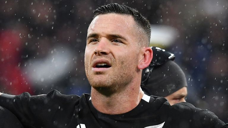 Ryan Crotty will join Japanese club Kubota Spears after the World Cup
