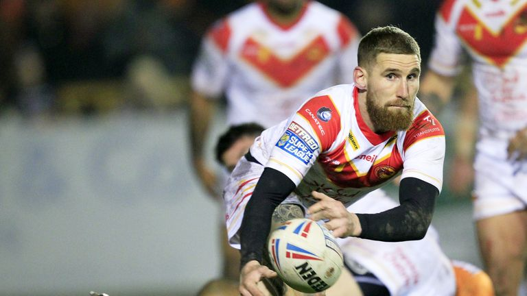 Sam Tomkins to miss Catalans Dragons vs Wigan Warriors at the Nou Camp | Rugby League News |