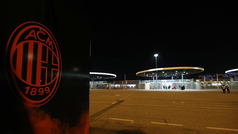 AC Milan referred to UEFA adjudicatory chamber over FFP