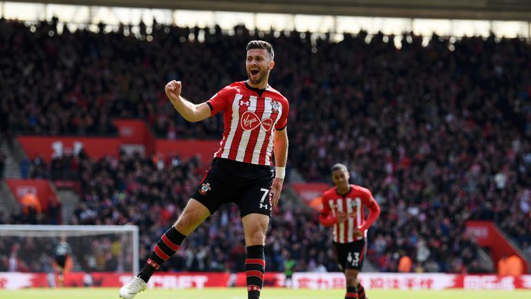 Shane Long's fine form helped Southampton to Premier League safety