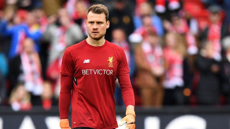 Jurgen Klopp insists Simon Mignolet is staying at Liverpool
