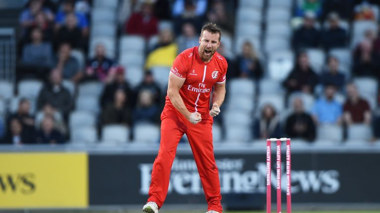 Steven Croft led Lancashire Lightning to their only T20 title in 2015