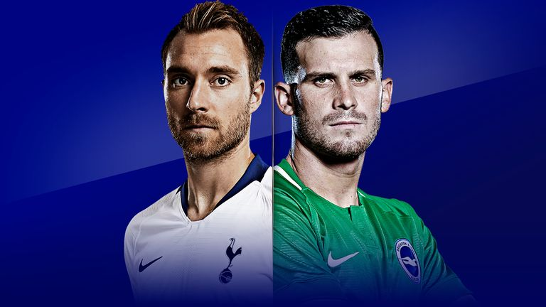 Tottenham Hotspur vs. Brighton & Hove Albion - Football Match Report