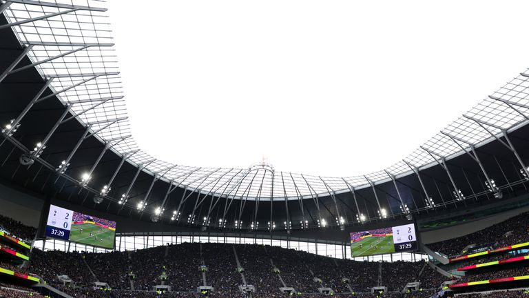 The new Tottenham Hotspur Stadium finally opened for Premier League games earlier this month