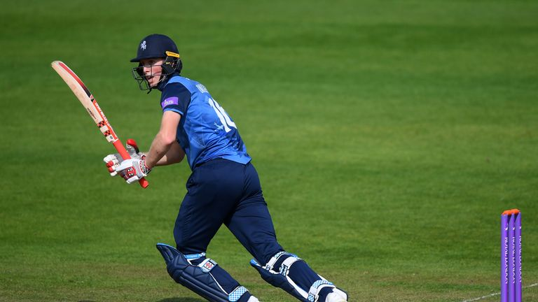 Zak Crawley's form has resulted in a call-up to England's Test squad
