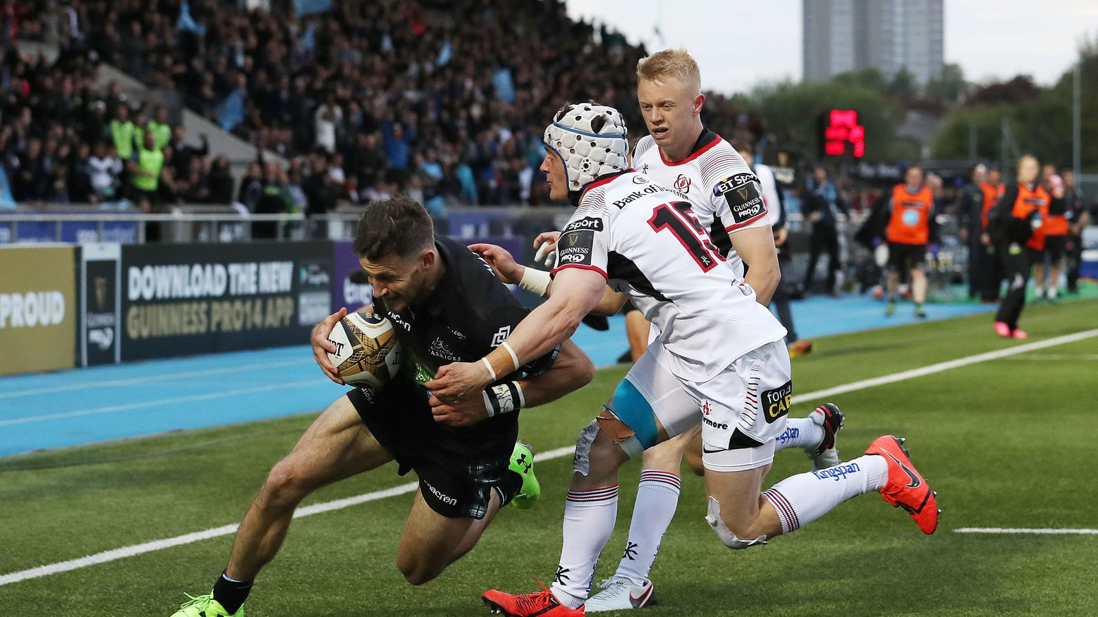 Glasgow 50 - 20 Ulster - Match Report & Highlights