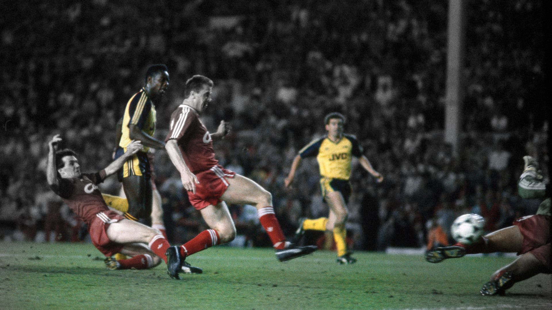 The making of Arsenal '89