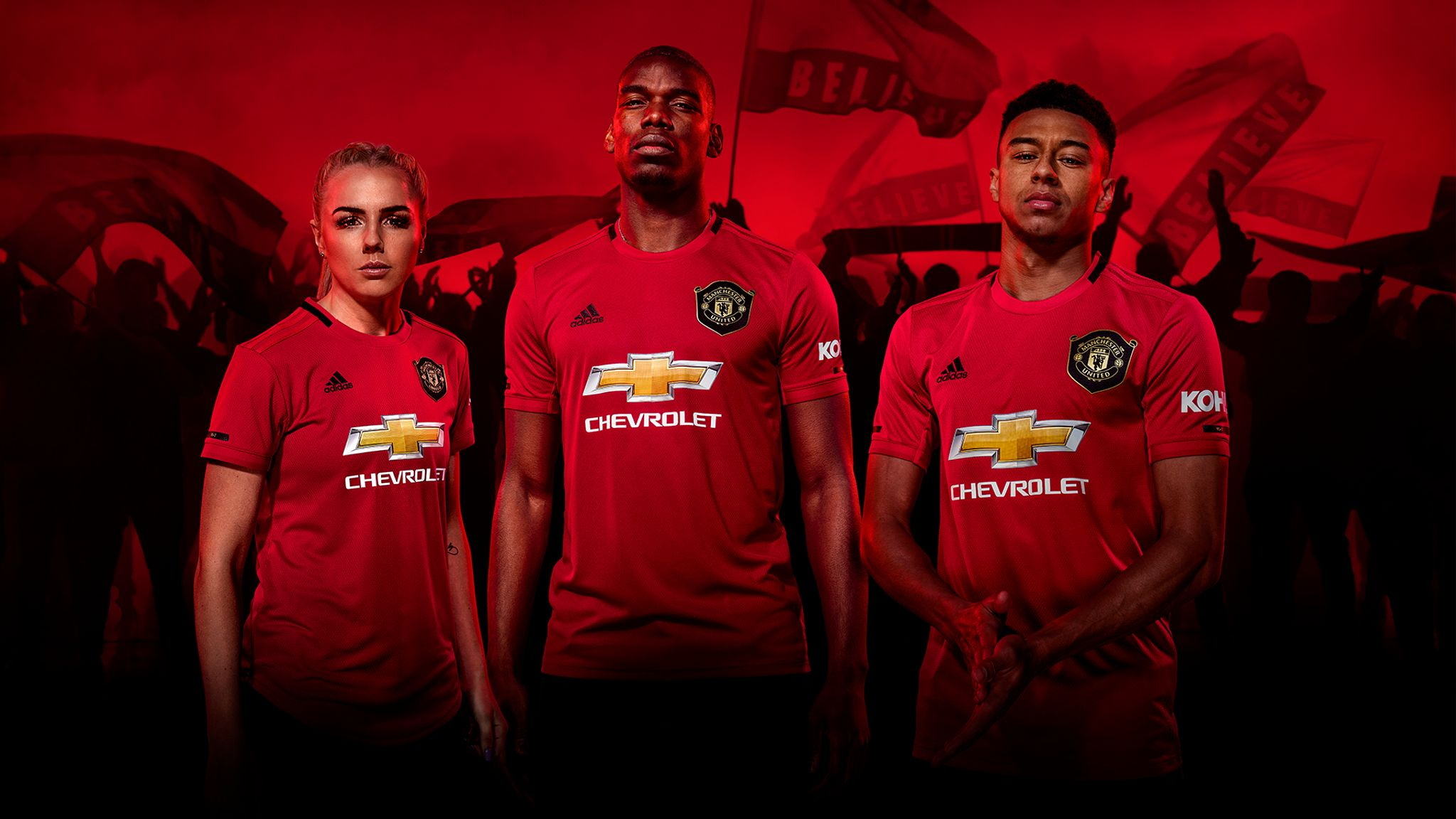 a2c69cf72 New Premier League kits for the 2019/20 season | Football News | Sky Sports