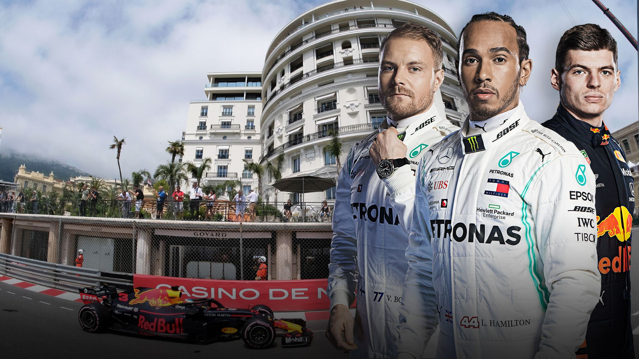 Monaco GP: When it's on and full Sky Sports F1 TV times | F1