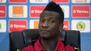 Asamoah Gyan says he is 'still committed to serving this great nation' after accepting the president's request to come out of retirement.