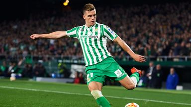 Giovani Lo Celso has an £88m release clause