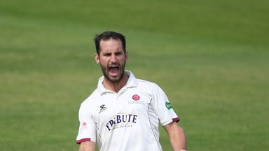 Lewis Gregory took 4-48 as Somerset wrapped up victory over Warwickshire on day three