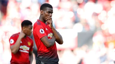 Paul Pogba wants to leave Manchester United are return to Juventus this summer