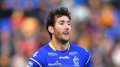 Stefan Ratchford tore his pectoral muscle against Hull on Saturday
