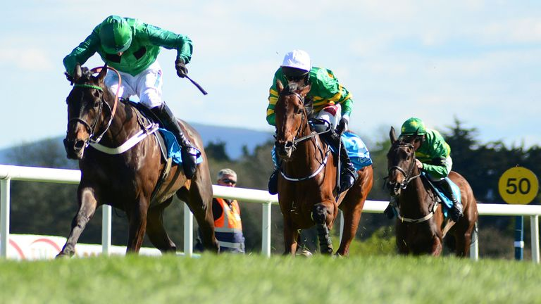 Fusil Raffles and Daryl Jacob win at Punchestown