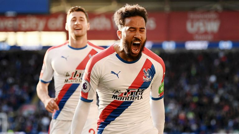 Highlights from Crystal Palace's win over Cardiff in the Premier League.