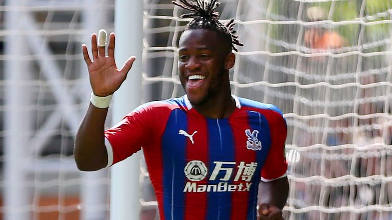 Highlights from Palace's 5-3 win over Bournemouth in the Premier League