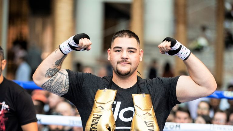 New world champion Andy Ruiz Jr lost to Oscar Rivas in an Olympic qualifier