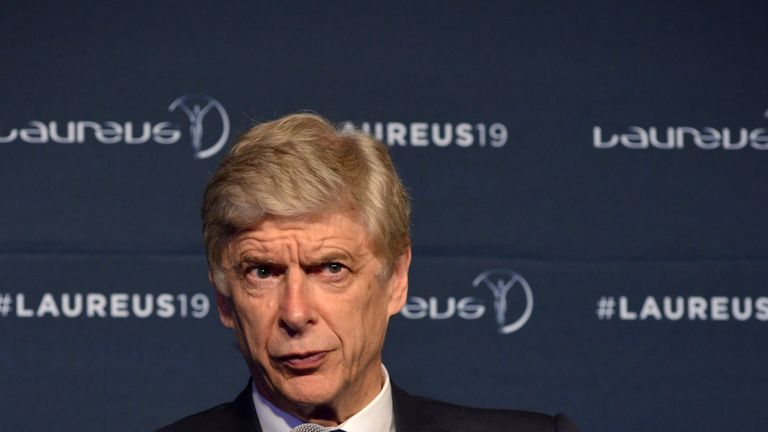Arsene Wenger says he has had offers from all over the world since leaving Arsenal