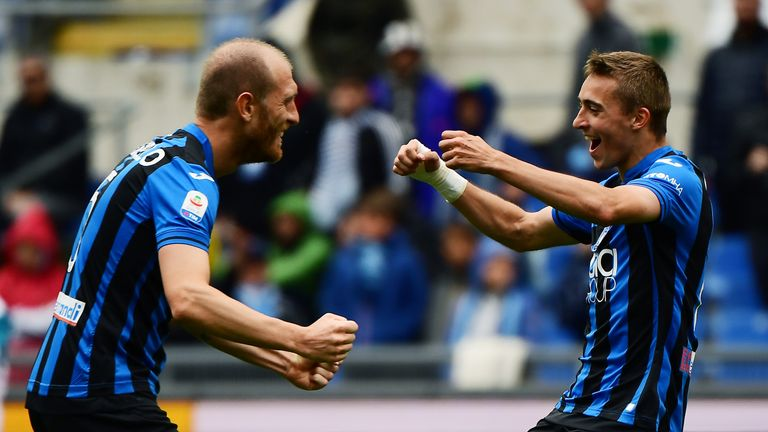 Atalanta beat Lazio 3-1 at the weekend to cement fourth place
