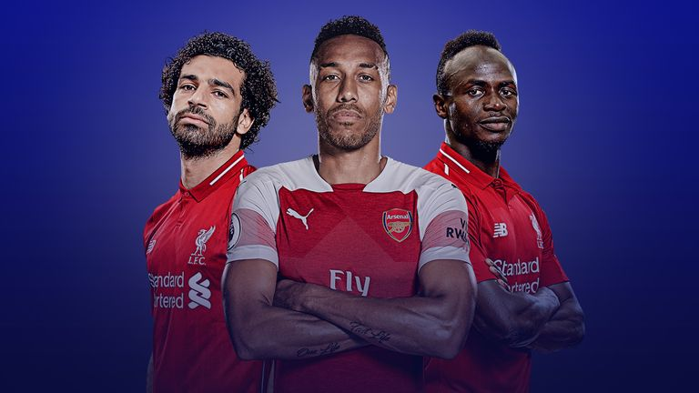 Premier League top scorers: Salah, Mane & Aubameyang finish level in Golden Boot race