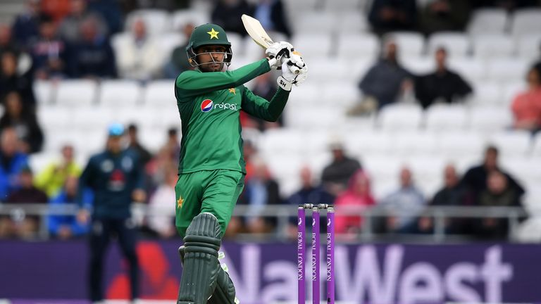 Babar Azam is the world's top-ranked T20I batsman