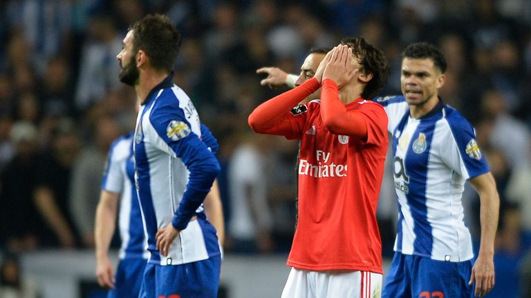The Portuguese Primeira Liga title race is set for the most nail-biting finale