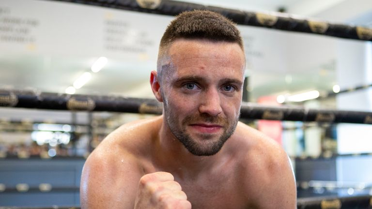 Josh Taylor is confident of becoming world champion