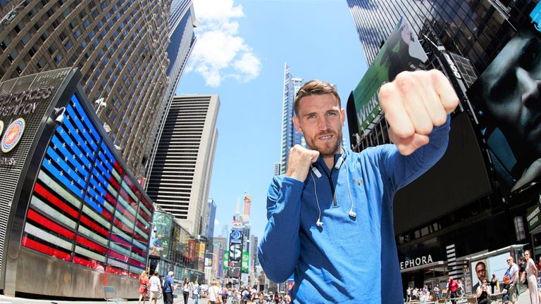 Smith has been frustrated in his pursuit of Saul 'Canelo' Alvarez